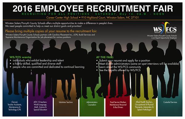 ws fcs 2016 employee recruitment fair