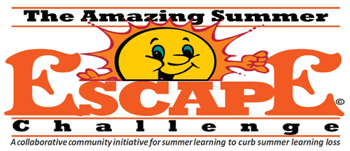 The Amazing Summer Reading Challenge Banner