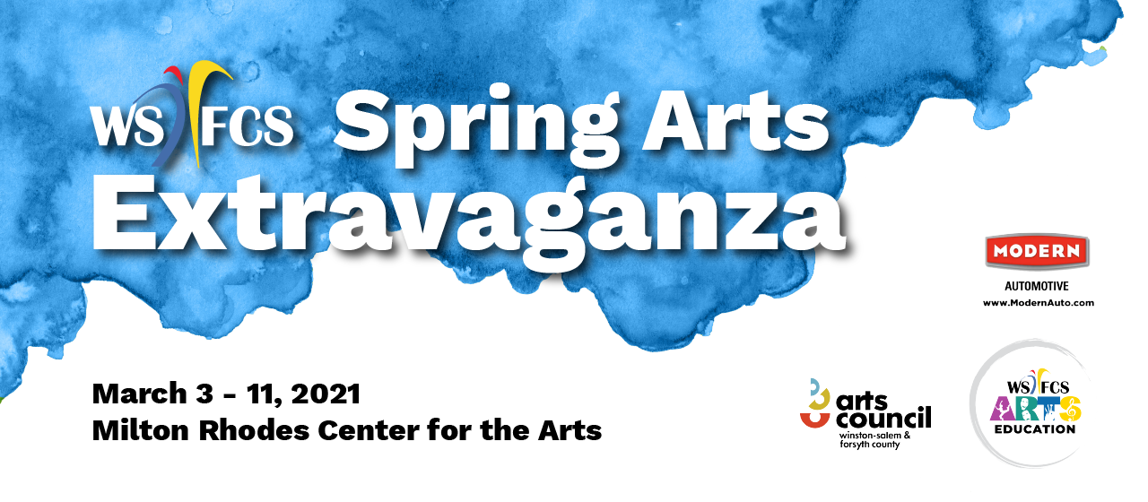 Spring Arts Extravaganza Open through March 11
