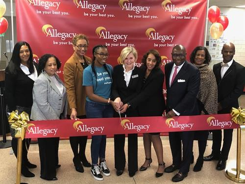Allegacy Opens Student-Run Credit Union at Carver High