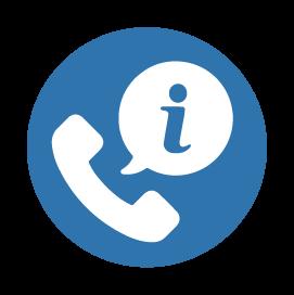 WS/FCS Informational Hotline logo