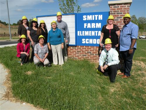Creating a family Sedge garden elementary school