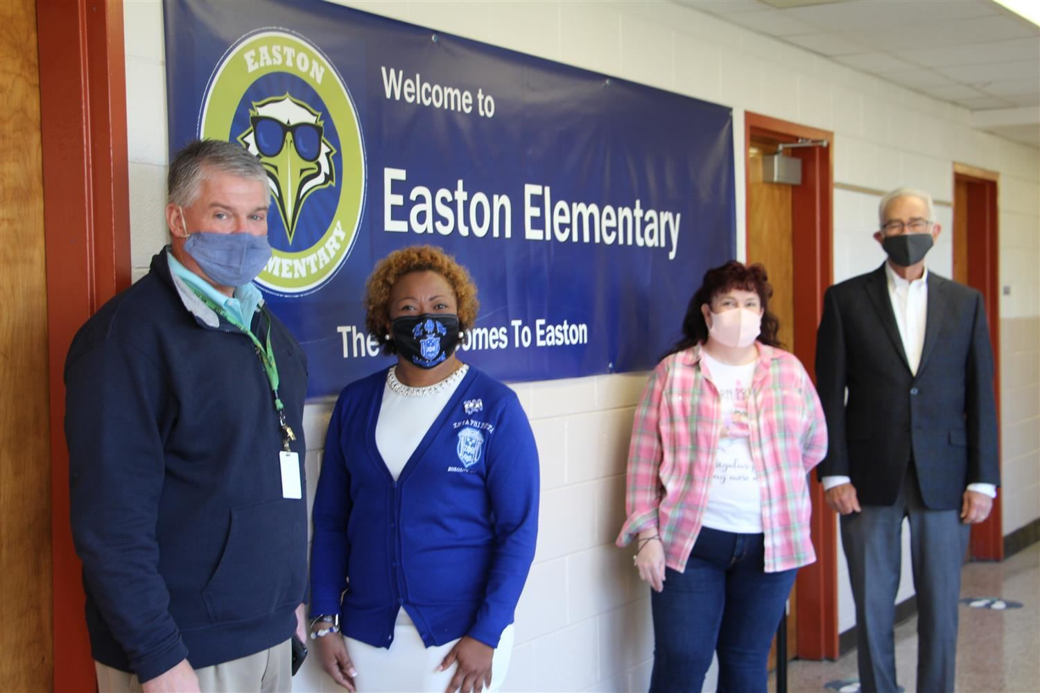 A New Classroom Building & Much More for Easton
