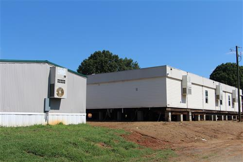 Summer Construction Project Provides Speas with Four More Classrooms