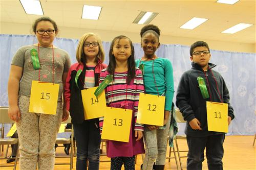 Tips for Tots at Ibraham Elementary