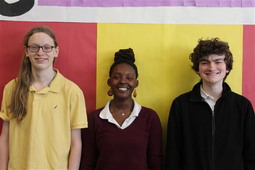 Atkins Students Selected for N.C. High School Honors Chorus