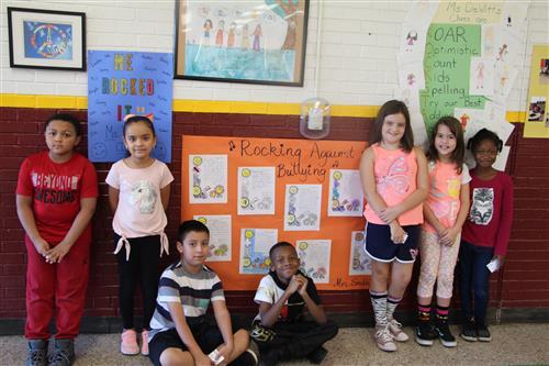 Winston Salem Escorts >> Spreading Kindness At Kernersville Elementary