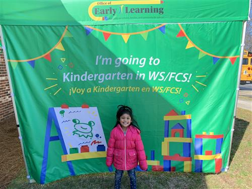 Ready, Set, Enroll in Kindergarten!