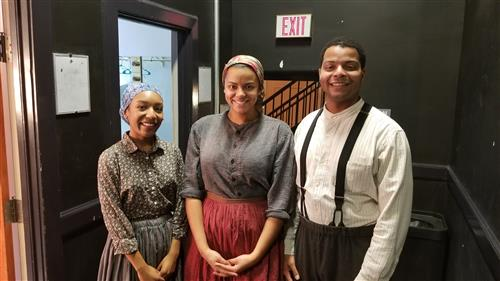Celebrating Black History with Harriet Tubman