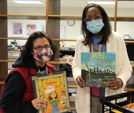 Providing Culturally Relevant Books for Elementary Students