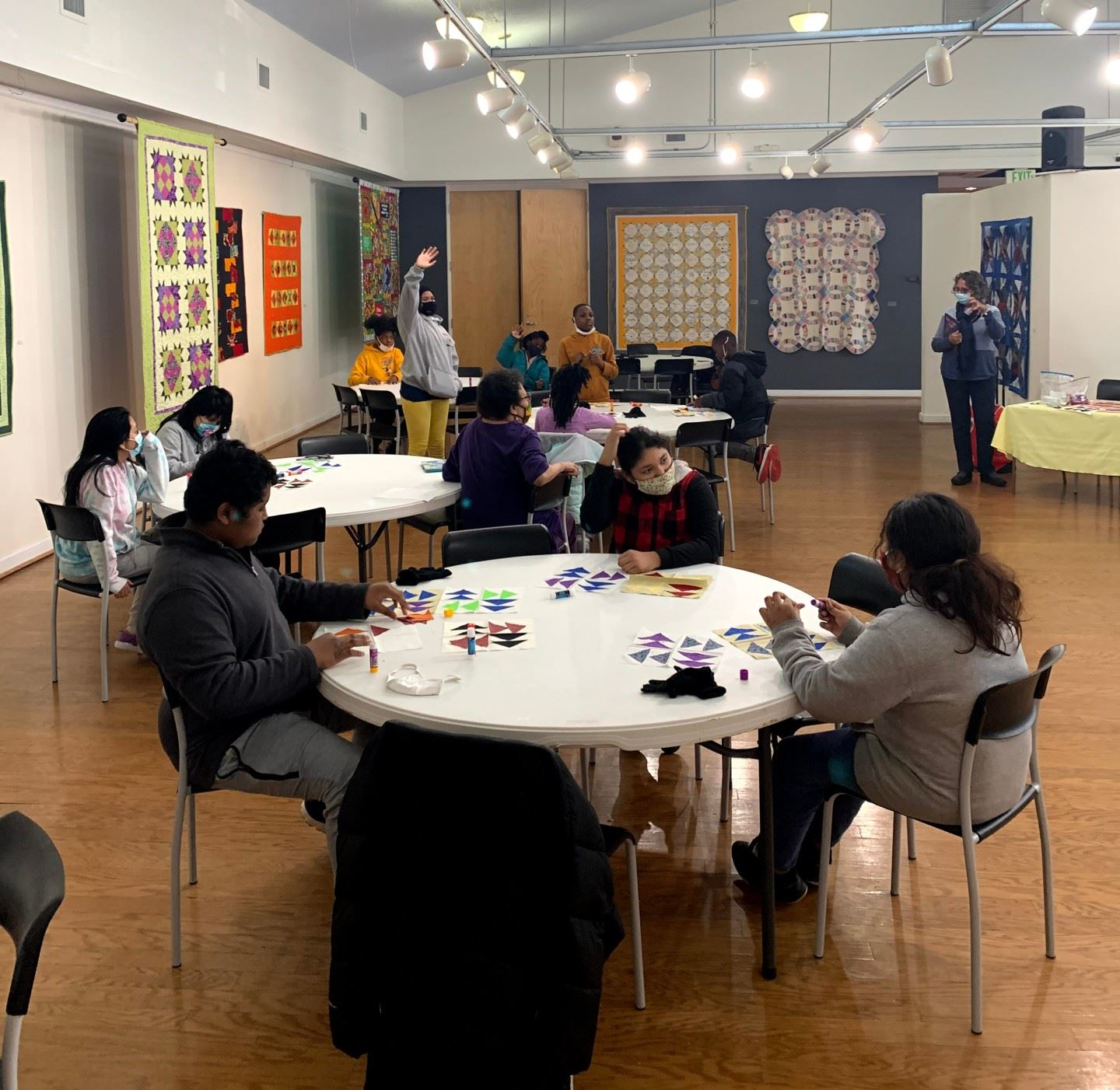 Black History Comes to Life at St. Paul Remote Learning Center