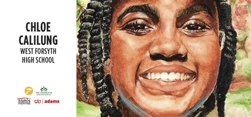 Art by West Forsyth Sophomore to Be Displayed on Billboard