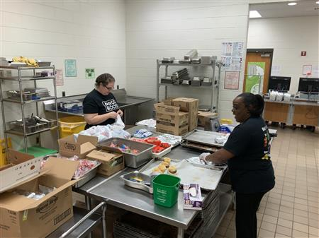 Friday May 1 is School Lunch Hero Day