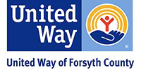 Donation link for the United Way of Forsyth County