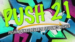 We are excited to announce that applications for our P.U.S.H. 21 After School Program are available for students and parents TODAY!