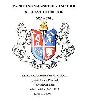 Do you need another copy of the Parkland Student Handbook?
