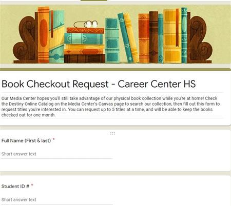 Book Checkout          During Plan C