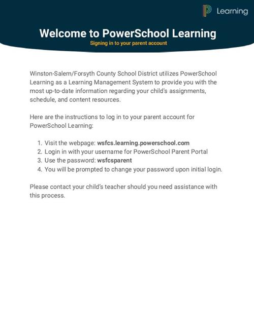 Parents May Find New Directions For Powerschool Parent Portal Here
