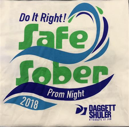 Megan Brown Wins Safe Sober Prom Night Design Competition