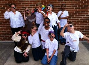 Pirates musical!