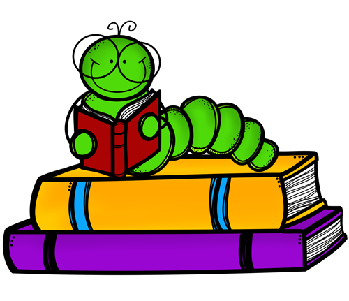 bookworm on books