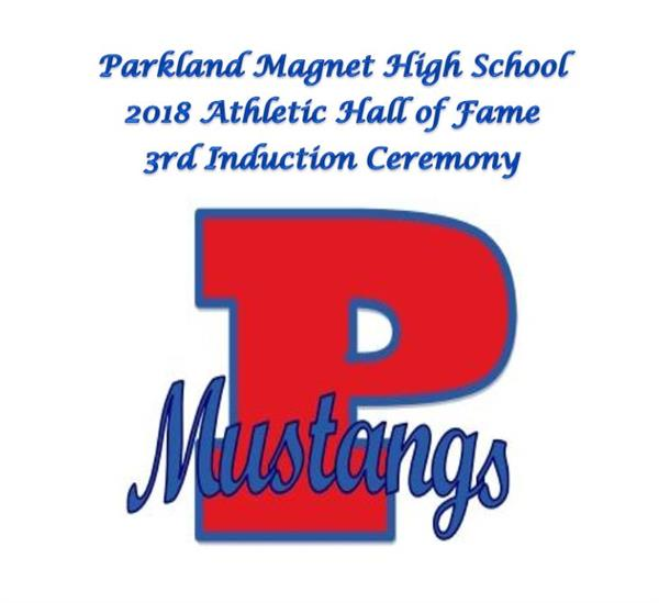 2018 Athletic Hall of Fame