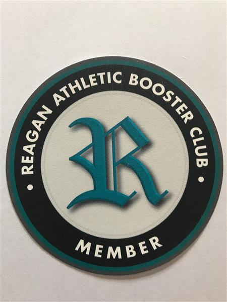 2018-19 Reagan Athletic Booster Club Membership