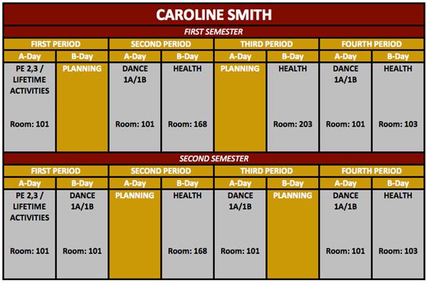 smith caroline l overview