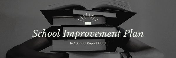 School Improvement Plan:  NC School Report Card