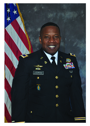 COL Samuel E. Licorish, Jr., USA (RET)