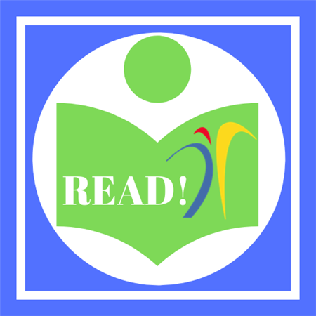 image of the read logo for winston-salem/forsyth county school program