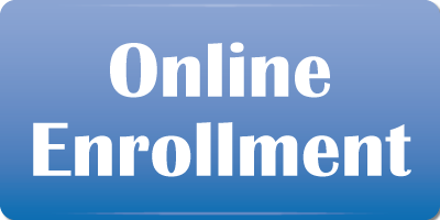 Open enrollment logo button