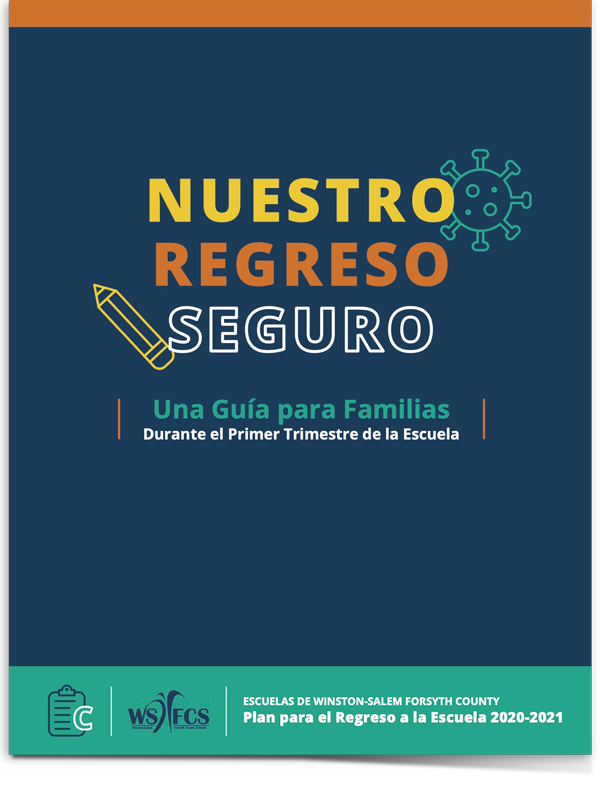 Guidebook for Families - Spanish