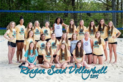 2015 Reagan Sand Team