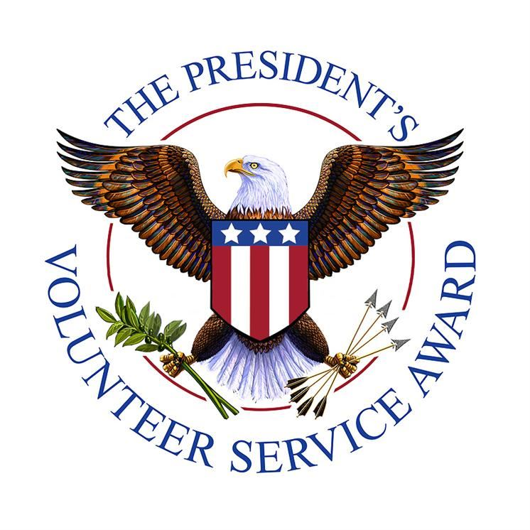 Presidental Service Awards