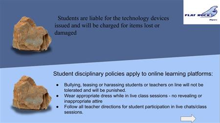 Disciplinary and Technology Statements