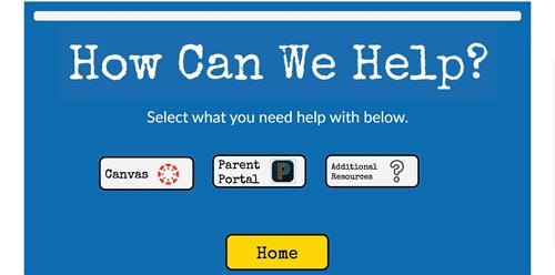 Parent Remote Learning Help