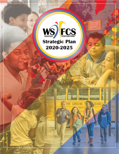 Image of the WS/FCS Strategic Plan 2020-2025 book cover