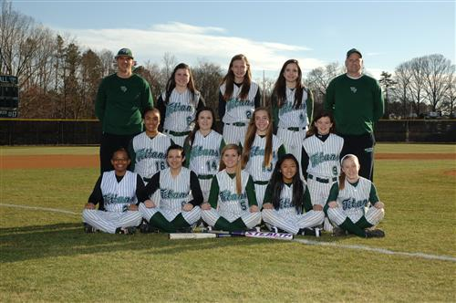 2014 JV Softball