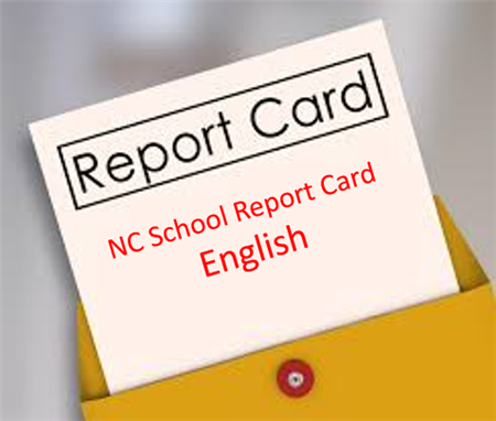 NC School Report Card (English)