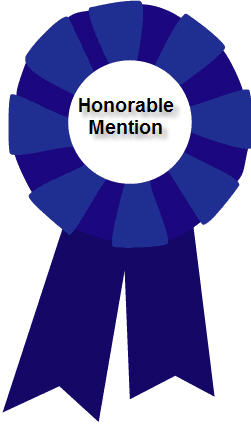 CMS Students Win Honorable Mentions!