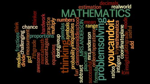 Mathematics Wordle