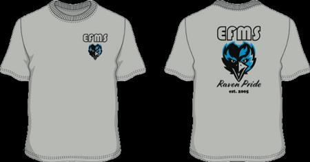 Get Your Raven Spirit Wear!