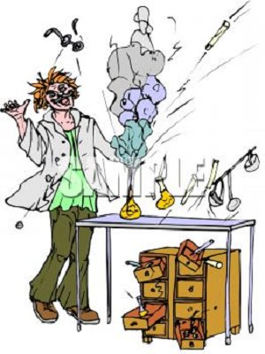 science lab clipart. The Science Fair is here again