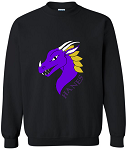 Black Dragon Sweatshirt