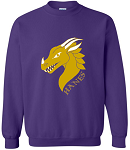 Purple Dragon Sweatshirt