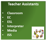 Teacher Assistant Opportunities