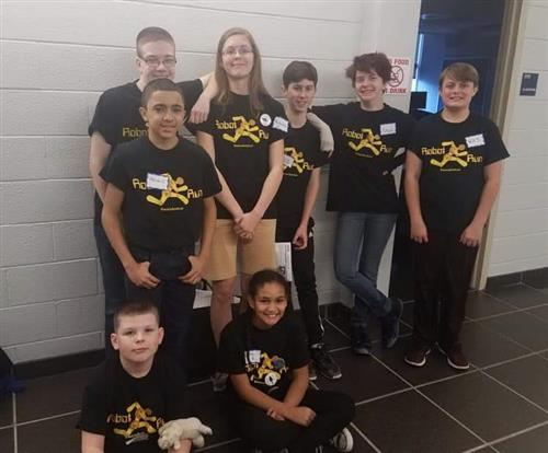 Wiley Robotics Team Advances to finals