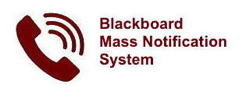 Blackboard Mass Notification System