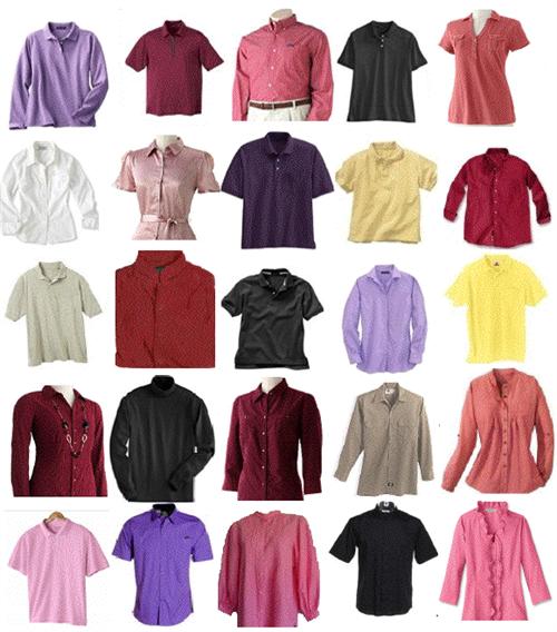 Standard Mode of Dress / Shirts